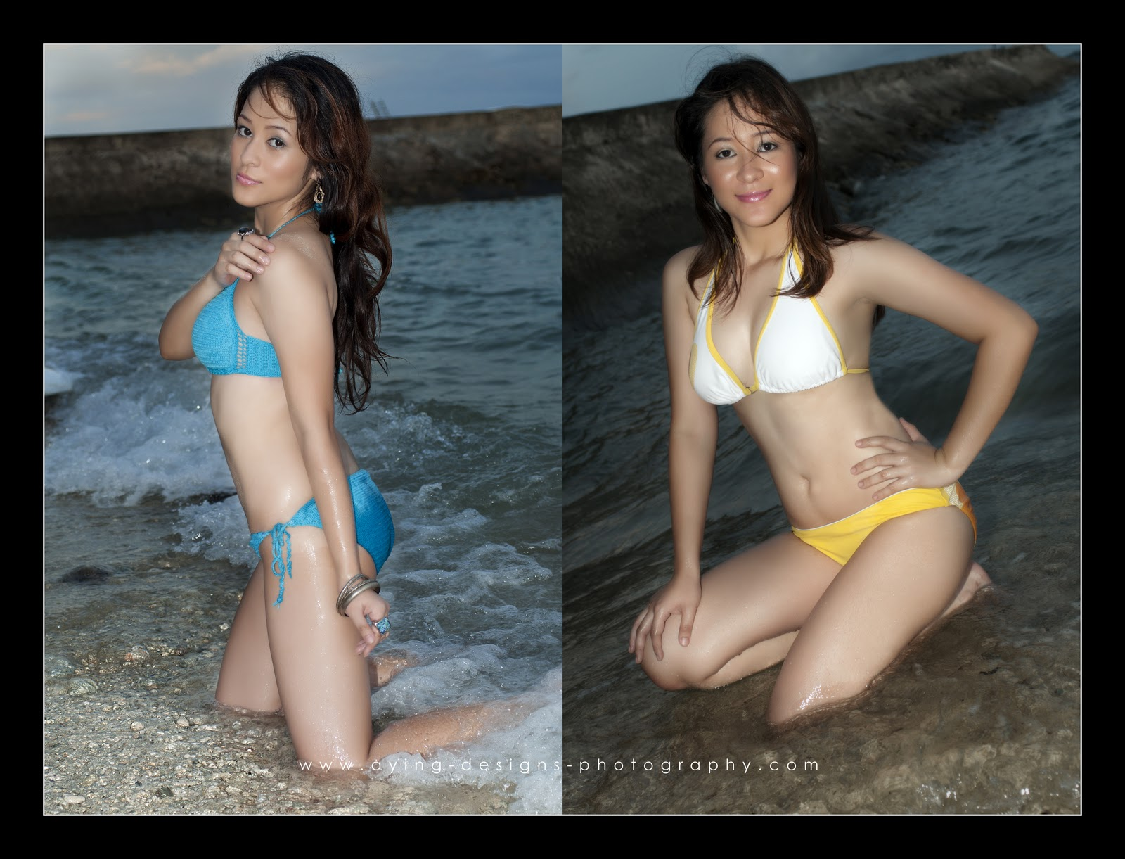 Re: SWIMWEAR PHOTOSHOOT