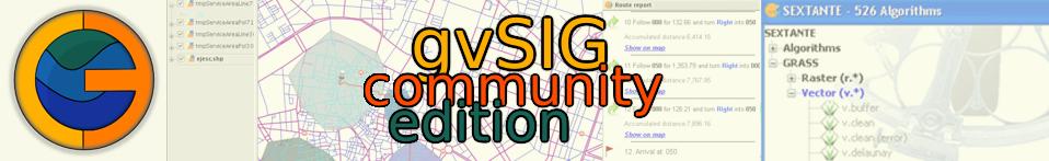 gvSIG CE Blog