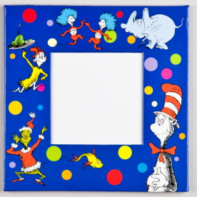 ... Coupon Centsation: Dr. Seuss Picture Frame: ONLY $1.55 (FREE Shipping