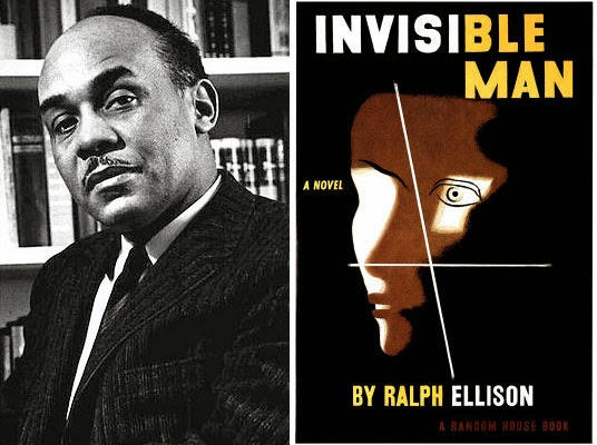 an analysis of the invisible man by ralph ellison The conversation changes to mr norton and the narrator the veteran tells mr norton that the narrator is an invisible man, an automaton.