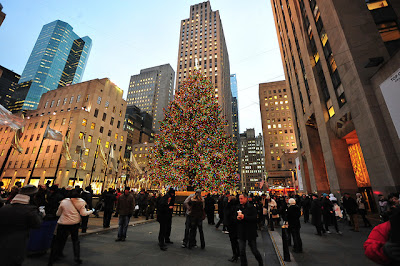 albero Natale Rockefeller Center