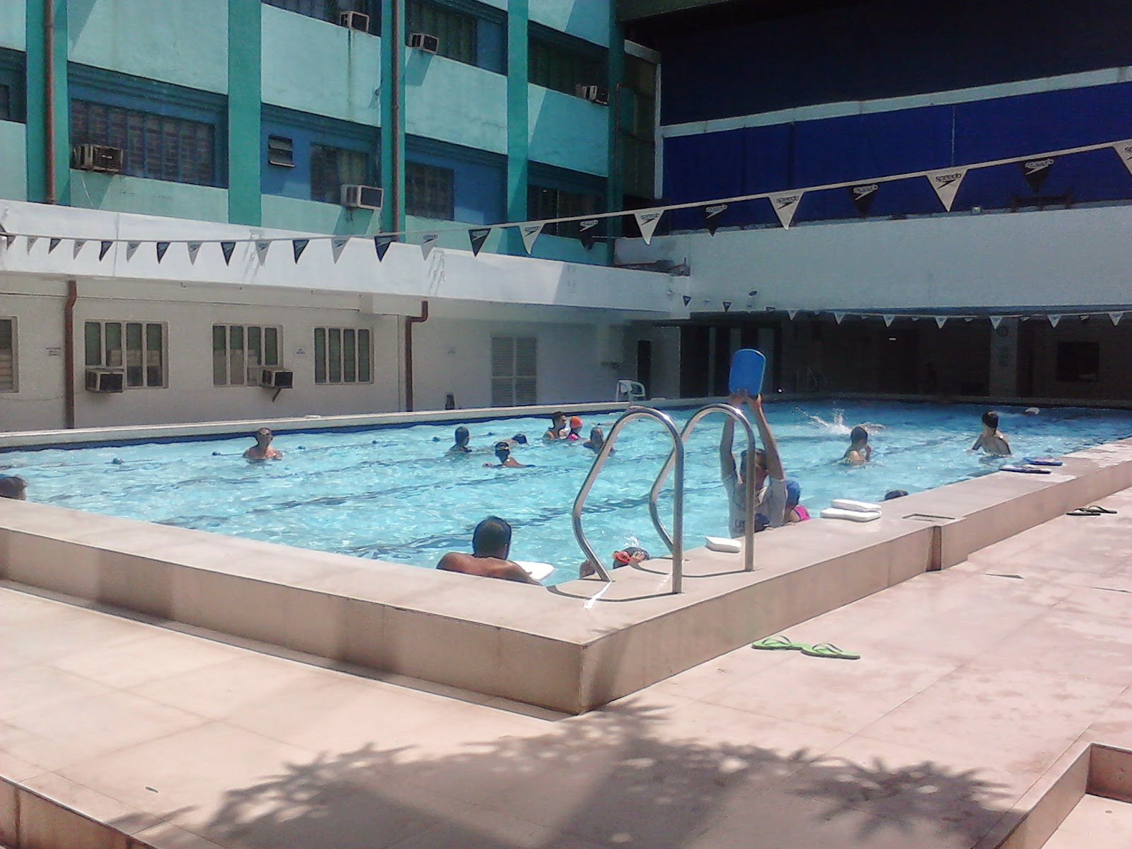 the new ymca manila swimming pool indie escape