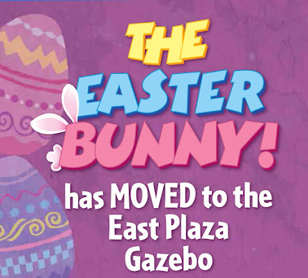 NEW BUNNY LOCATION at SEAPORT VILLAGE
