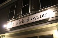 The Wicked Oyster, Wellfleet, Mass.