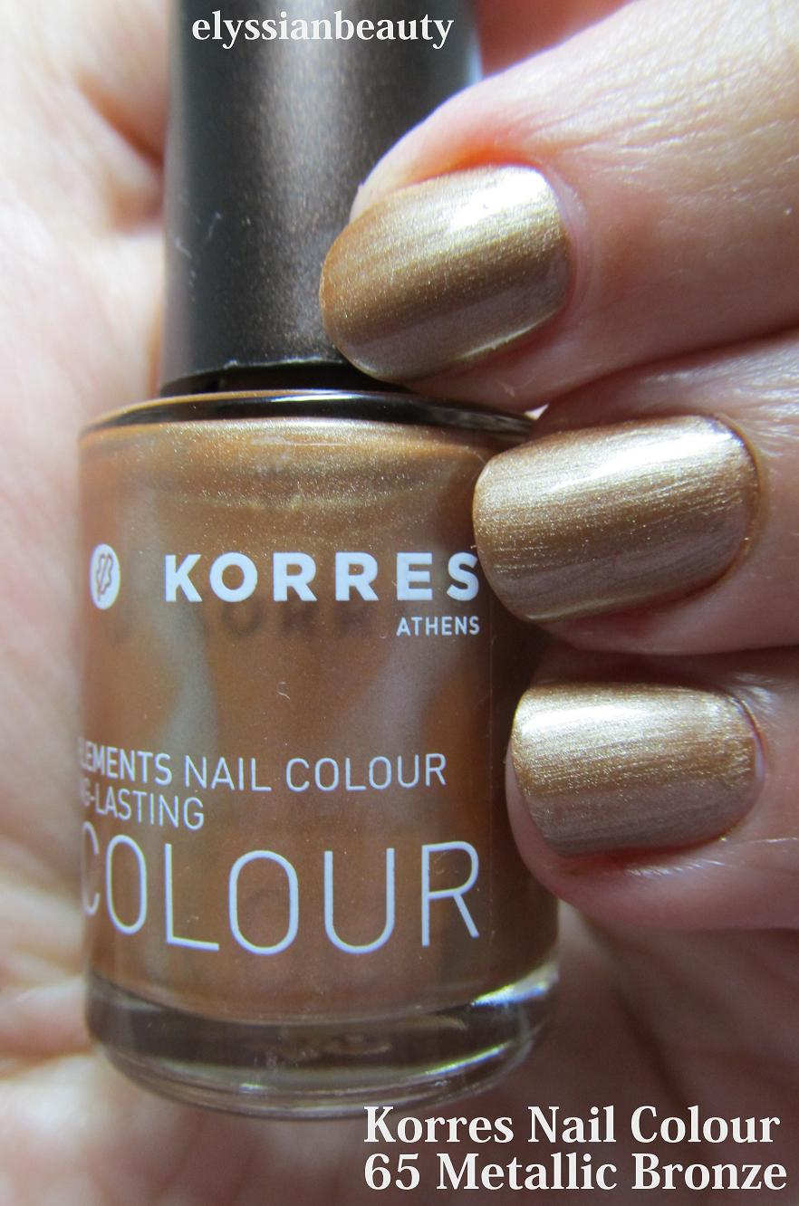 This blog has moved: Korres Nail Colour Mega review - part1 (picture ...
