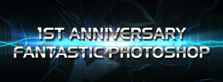 Event Special 1st anniversary Fantastic Photoshop