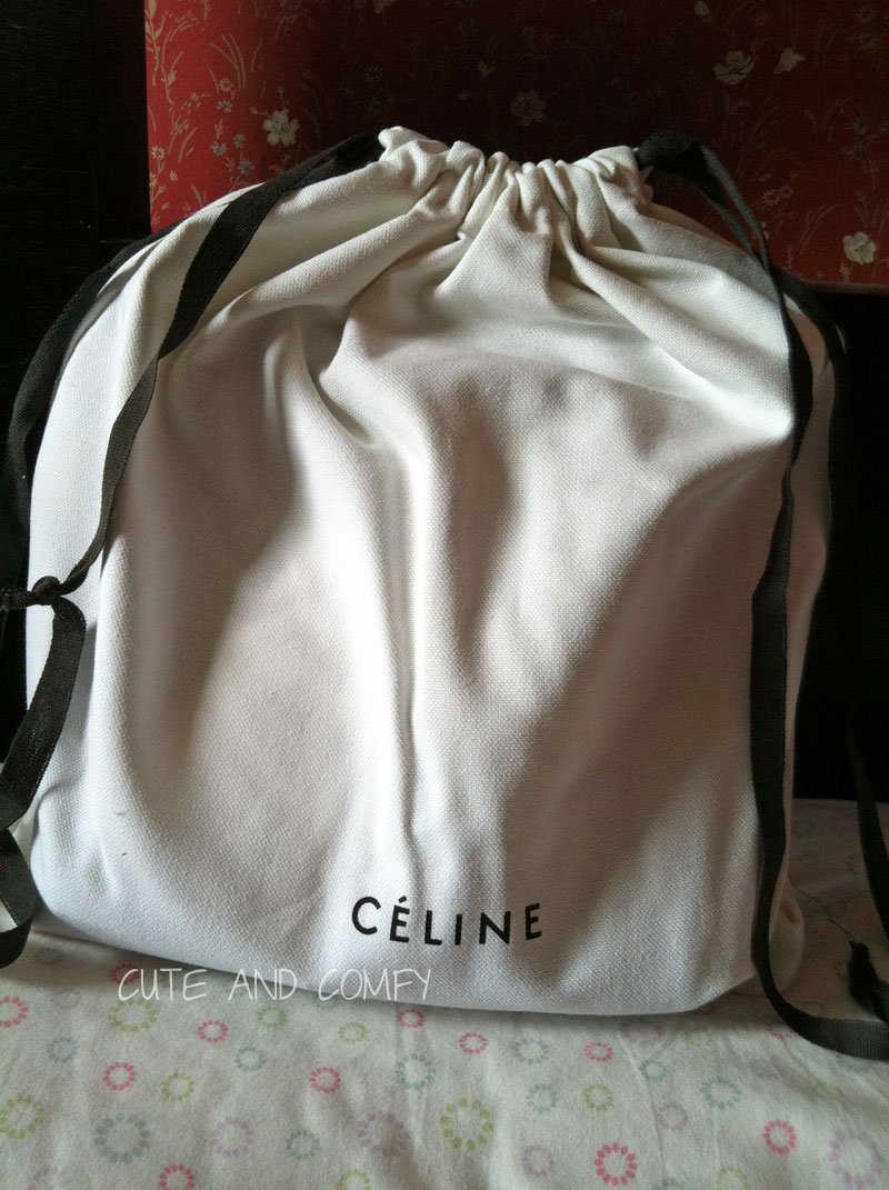 cute and comfy: My new baby: Celine Nano!