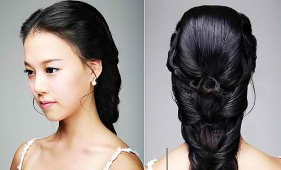 Gaya rambut wanita korea 2011