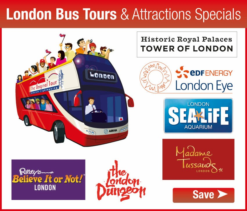 Book London Tours & Tickets