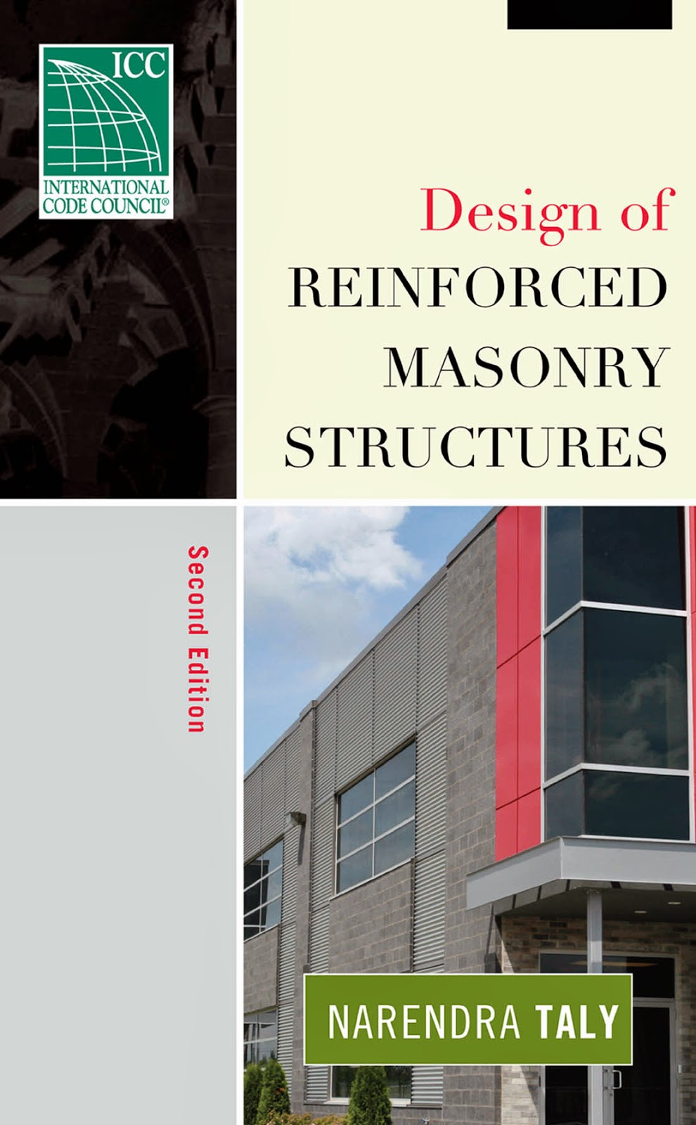 Book: Design of Reinforced Masonry Structures 2nd Edition by Narendra Taly
