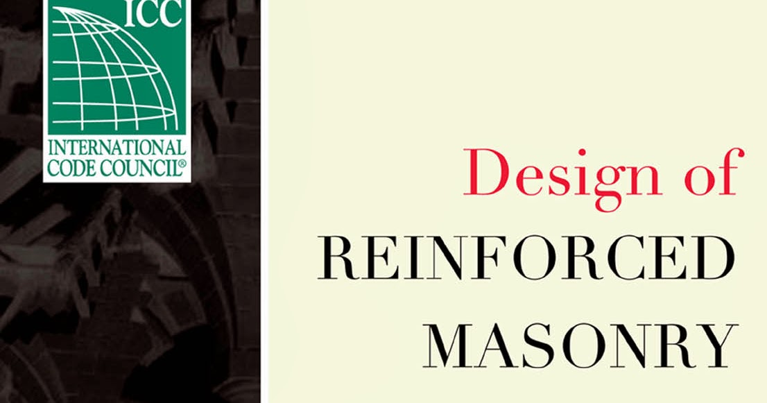 design of reinforced masonry structures 2nd edition pdf