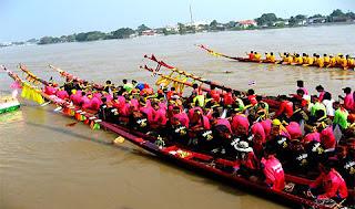 การแข่งเรือยาวประเพณี