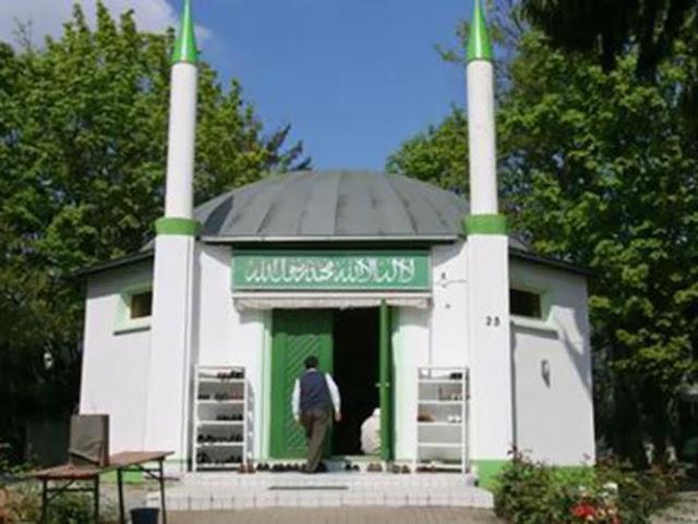 مسجد النور, فرانكفورت, ثالث أقدم مسجد في ألمانيا,