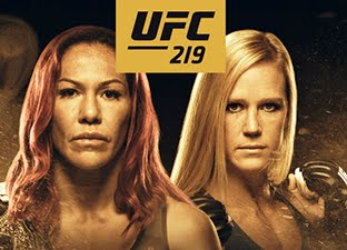 Ver UFC 219 Cyborg vs Holm En VIVO HD