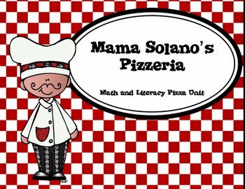 http://www.teacherspayteachers.com/Product/Solanos-Pizzeria-Pizza-Unit-398834