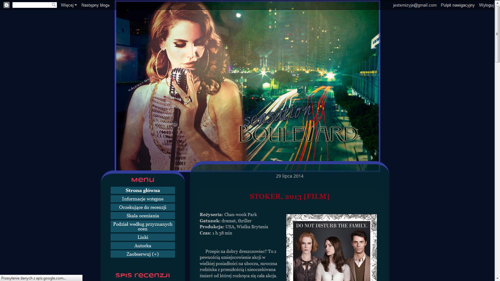 www.sensation-boulevard.blogspot.com
