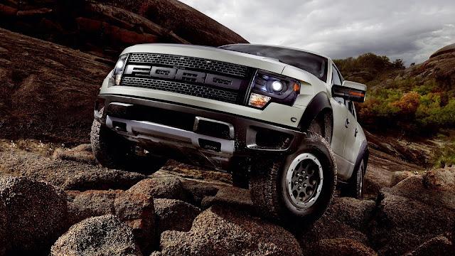 Ford SVT Raptor Static