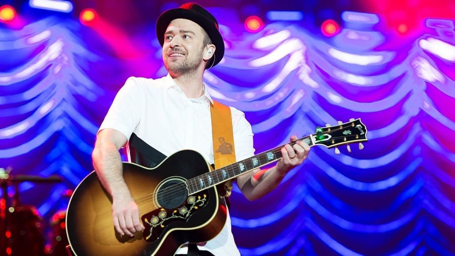 Justin Timberlake - Rock in Rio Torrent