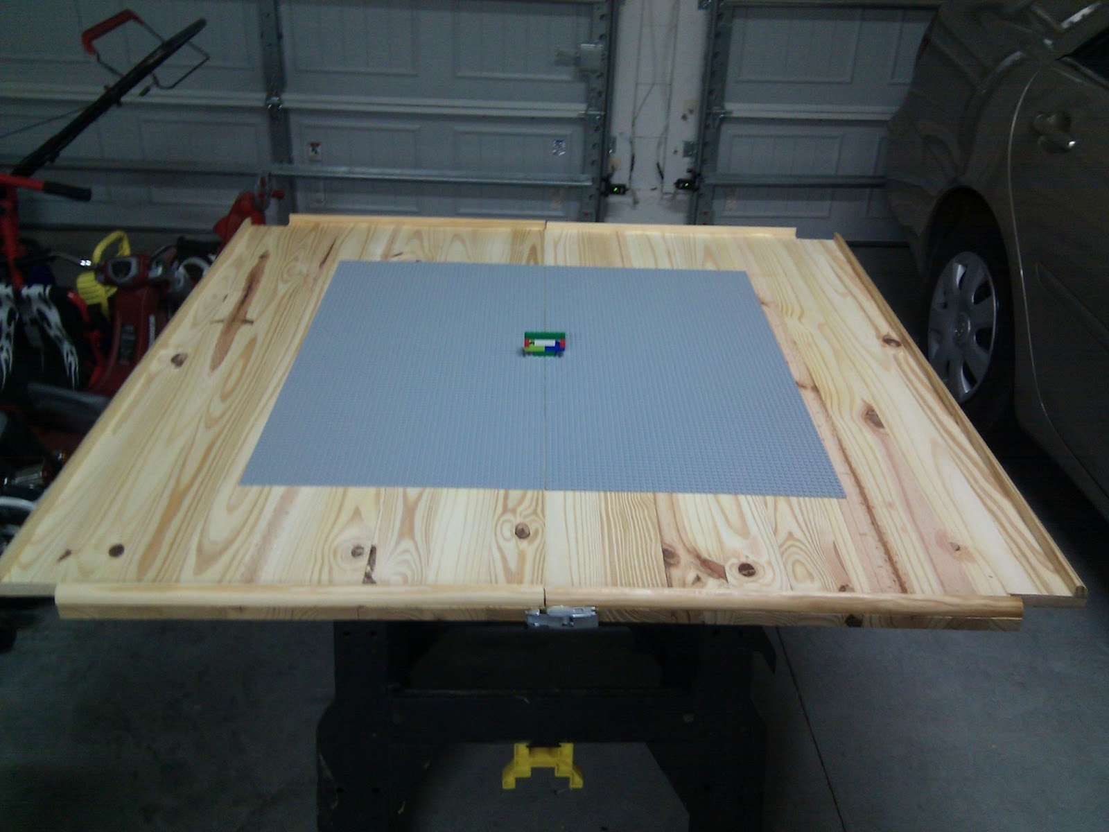 Justin\'s Blog: Lego Table