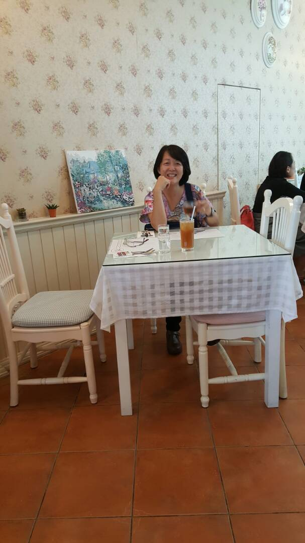 Victorian Garden Tea Room And Cafe Penang