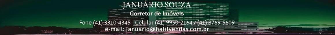 Januário - Corretor de Imóveis - Curitiba - PR - Imóveis em Curitiba - Lançamentos - Apartamentos