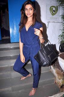 Deepika's Cocktail success bash