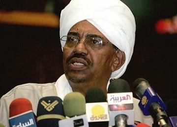 Presiden Sudan Dengan tegas Katakan Tak Khawatir Jika Ditangkap AS