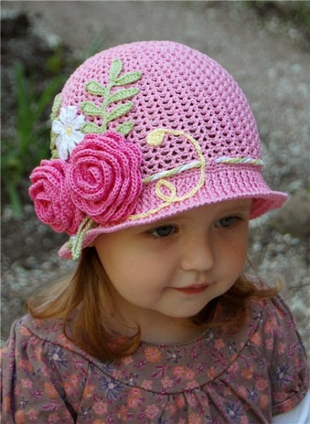 Red Haired Amazona: Little Girls Cloche Hat Russian ...