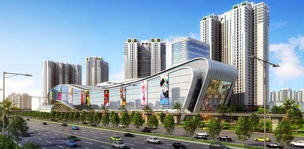 Vincom Mega Mall Masteri