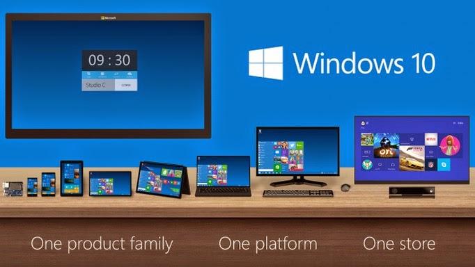 مايكروسوفت تختار موعد الكشف عن المميزات الكاملة لـ ويندوز 10