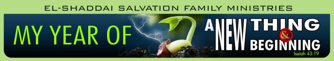El-Shaddai Salvation Family Ministries