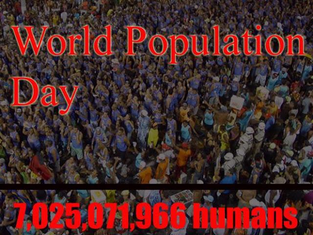 World Population Day Photos 2015