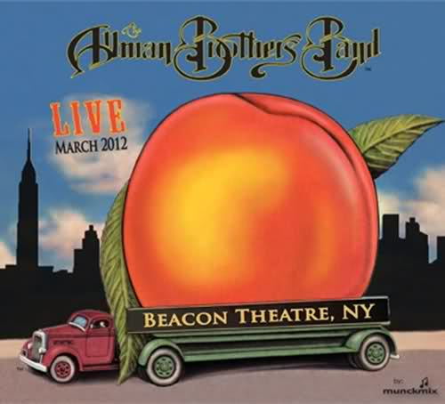 Allman Brothers Beacon 2012