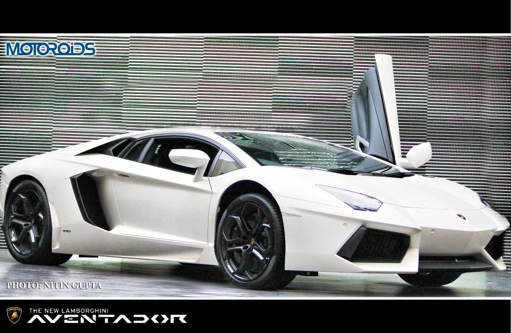 Lamborghini Aventador India Launch Details And Photo Feature Car
