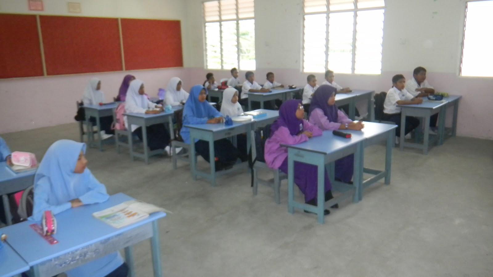 Program : Hari Pertama Persekolahan Kampung Fikri (P)