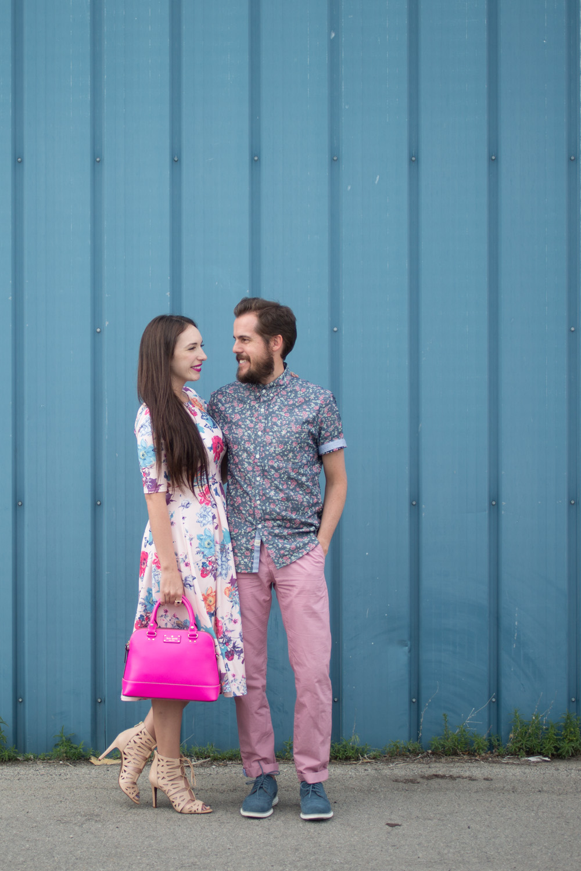 kelseybang.com- couples style blog