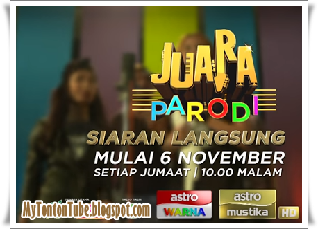 Juara Parodi (2015) Astro - Full Episode