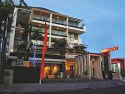 Hotel Bintang 4 di Kuta - The Edelweiss Boutique Hotel Kuta