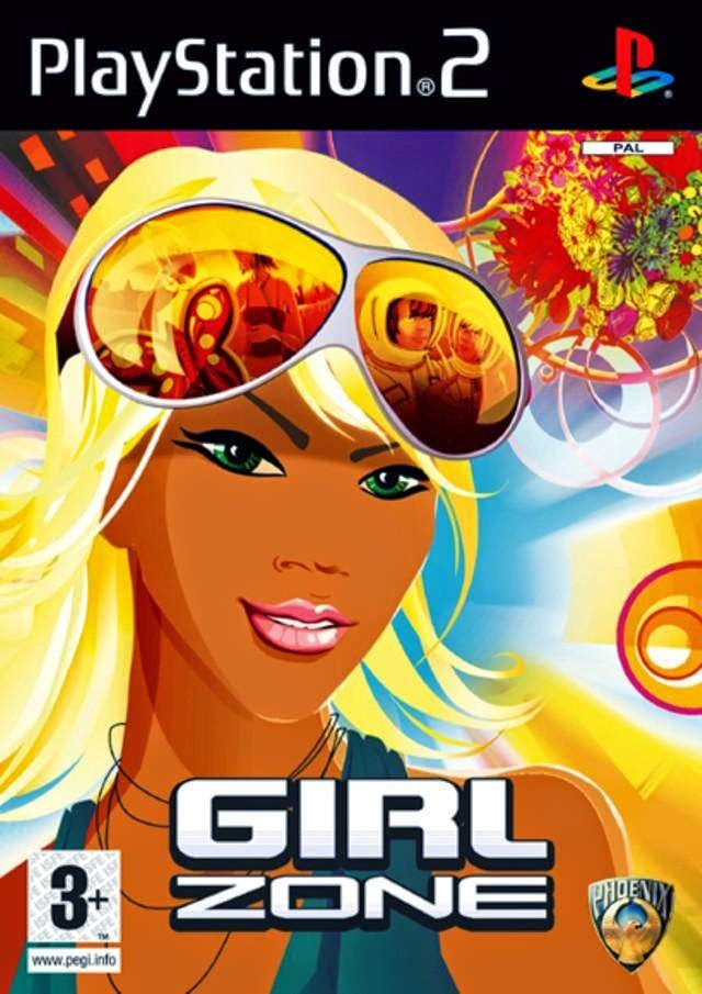 Torrent Super Compactado Girl Zone PS2