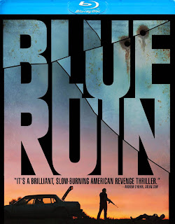 Blue Ruin DVD and Blu-Ray Cover
