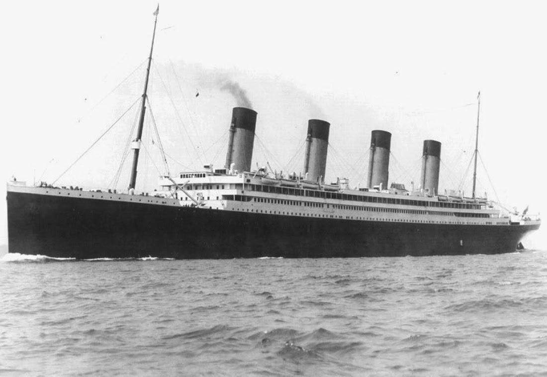 Violeta Jessop - RMS Olympic