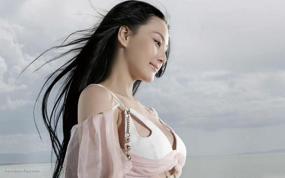 Girls Beauty Wallpaper Zhang Xinyu 66