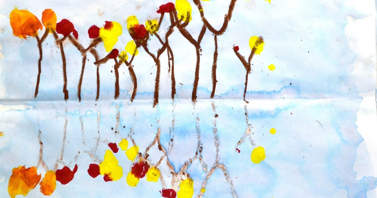 Lessons from the K-12 Art Room: 2nd Grade: Fall Reflection ...