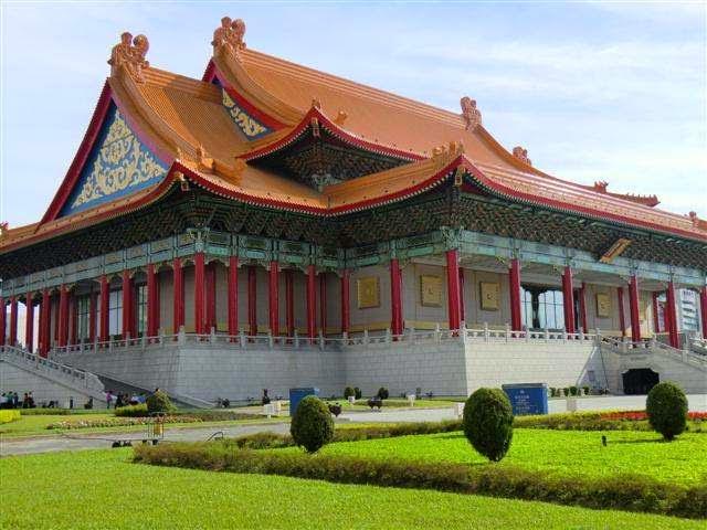 Stopover Taipeh Taiwan