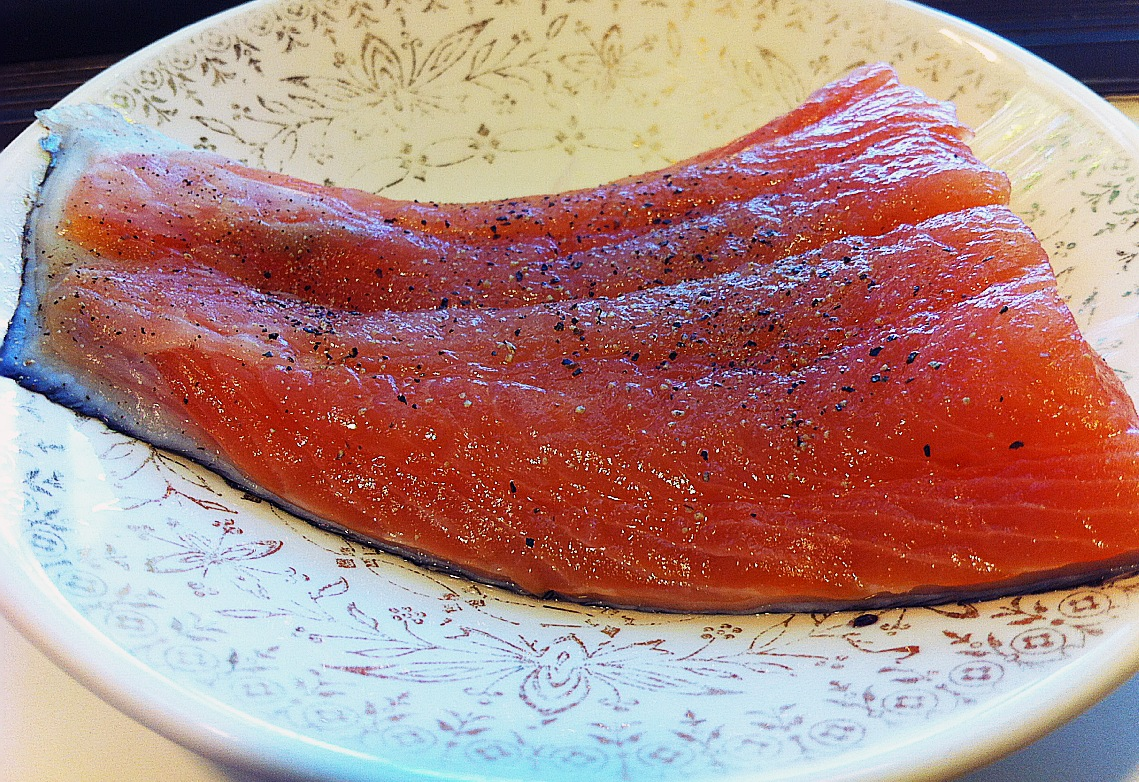 how to cook frozen salmon fillet in pan