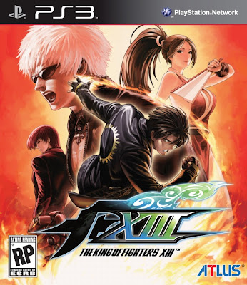 The King of Fighters XIII Torrent PS3 2011