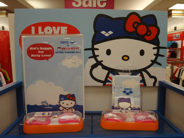 Hello Kitty Kid's Goggle