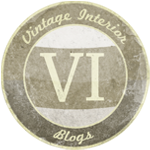 Vintage interir blogs