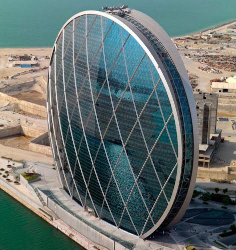 Edifício Aldar – Abu Dhabi