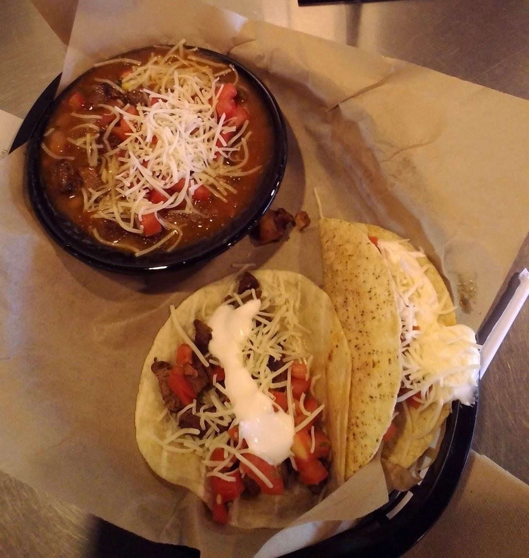 Eat and Critique !: Qdoba Mexican Grill